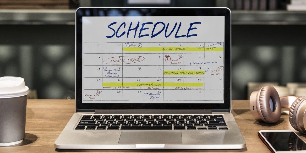 Use Your Outlook Calendar